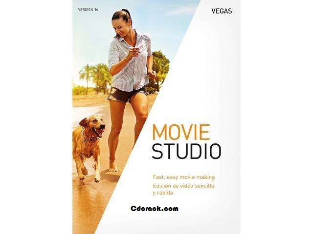 VEGAS Movie Studio 17 Crack With Serial Key 2020 Free