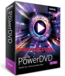 Cyberlink Power DVD 20 Crack With Keygen 2020 Free Download